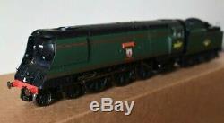 00 Gauge, Hornby, R2926, West Country Class, Blandford Forum 4-6-2 Loco