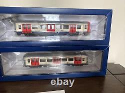 00 gauge Bachmann S-stock London Underground set DCC Ready 35-990