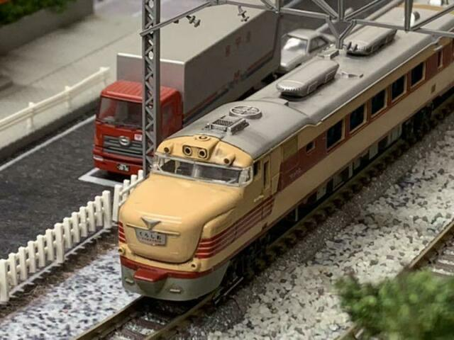 10-325 N Gauge Train Set Kiha 81 Series 7-car Model Train Kato Japan