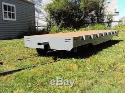 12 Gauge Flat Car