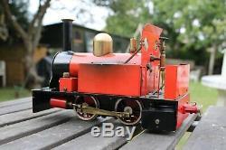 16mm Scale Lindale Enico Live Steam Locomotive Sm32 Garden Railway G Gauge Mamod