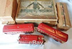 1923 Lionel Train Set Outfit No 347 Standard Gauge Ca 1923