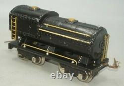 1930 Lionel Prewar O-gauge 260e Cream Stripe Locomotive With Tender