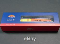 32-816NF Bachmann OO Gauge Class 47'Rebecca' Colas Regional Exclusive New Boxed