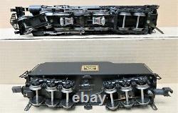 3rd Rail Brass #4000 CB&Q S-4 Hudson 4-6-4 Steam Engine O-Gauge 3-Rail USED