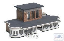44-066 OO Gauge Scenecraft Art Deco Station Building