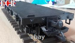 4 X G SCALE 45mm GAUGE FLATBED TO BUILD ON. RAILWAY TRUCK GARDEN TRAIN FLAT BED
