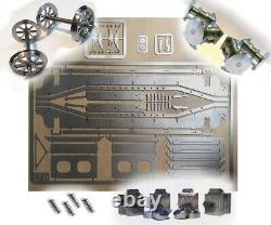5 gauge GWR Loriot-M Well Wagon Kit