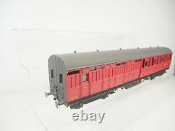 7mm O Gauge Plastic Kit Built BR Crimson Thompson Suburban Brake Coach