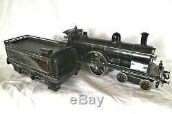 905T Vintage Märklin Gauge1 Iron Duke 4-4-0 Clockwork Locomotive & Tender