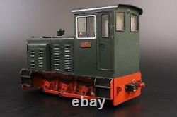 Accucraft 16mm (32mm Gauge) Baguely Drewry Diesel Shunter withRC