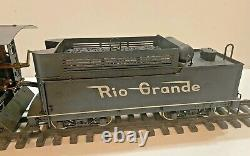 Accucraft Live Steam 120.3 (narrow Gauge) C-21 Flying Rio Grande Locomotive