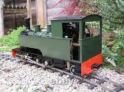 Accucraft Superior Live Steam Locomotive SM32 & 45mm G Gauge Garden Railway LGB