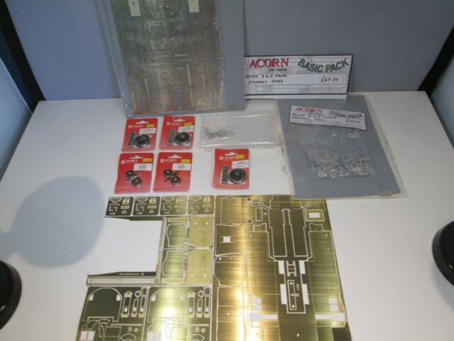 Acorn Models 7mm O Gauge 82xxx (3mt) Tank Locomotive Brass Kit Pls Read