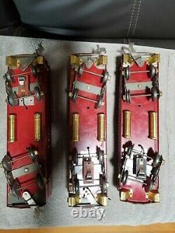 American Flyer Prewar Standard Gauge Hamiltonian Set withboxes! Very Desirable