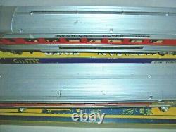 American Flyer Rare S Gauge Vintage Passenger Train Set With Boxes