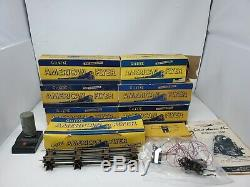 American Flyer S Gauge 5542H New Sunshine Special Freight Set
