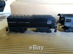 American Flyer S-Gauge No. 336 Union Pacific Steam Locomotive