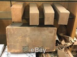 American Flyer Standard Gauge Chief Set OB & Set Box 1927 EX+