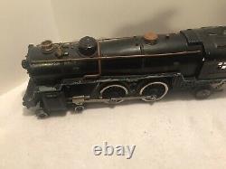 American Flyer Wide Gauge Steam Loco, Tender Academy 4671 4-4-2