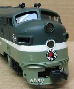 American Models Northern Pacific F7 A/B withSound S-Gauge