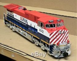 Aristo-Craft ART23018 BC Rail GE Dash-9 Diesel Engine G-Gauge withBox NOS