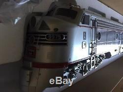 Aristo-craft Gauge 1 Art-23610 Cb&q Burlington Emd E8 Diesel Locomotive #9975