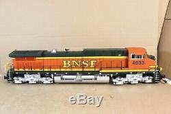 Aristocraft 23000-1 Gauge Burlington Bnsf Dash-9 44cw Diesel Locomotive 4033