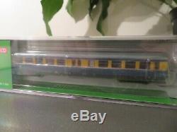 Arnold hn4210 n gauge tren talgo. Train & breakfast epv1 set of six coaches renfe