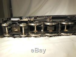 Aster NYC Hudson Brass Loco Gauge 1 G scale