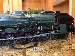 Aster SNCF 241P Live Steam Engine Gauge 1