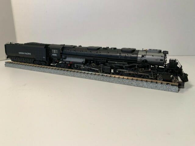 Athearn Up Big Boy 4-8-8-4 Locomotive #4001, N Gauge