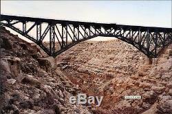 BNSF Canyon Diablo Deck Bridge KIT Make an offer @ $300.00. O Gauge IN STOCK