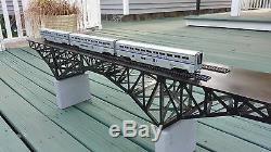 BNSF/Santa Fe Canyon Diablo Deck Bridge KIT Sale MAO $275.00 in HO Gauge
