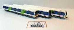 Bachmann 00 Gauge 31-027 Class 166 Turbo 3 Car Dmu First Great Western Link