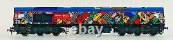 Bachmann 00 Gauge 32-979t Class 66 Diesel 66718 London Scenes Gbrf Ltm Excl