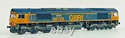 Bachmann 00 Gauge 32-980a Class 66 Diesel 66728 Gbrf Weathered Boxed