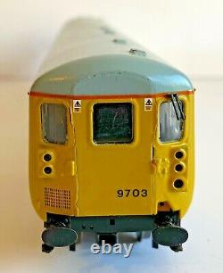 Bachmann 00 Gauge Mk2f Dbso Network Rail Yellow (respray) DCC Fitted Unboxed