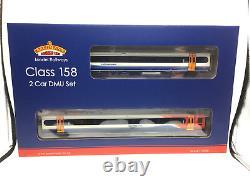 Bachmann 31-518 OO Gauge East Midlands Class 158 2 Car DMU