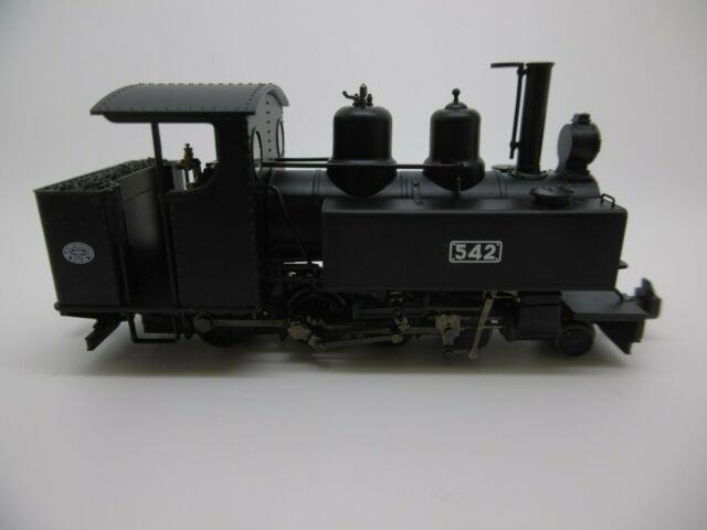 Bachmann Oo-9 Gauge Baldwin Class 10-12-d 542 Ww1 Rod Black 391-025a Ref Gj