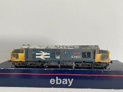 Bachmann OO Gauge Class 37 37407 Loch Long BR Large Logo Livery