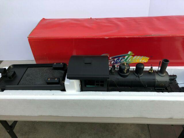 Bachmann Spectrum Consolidation Steam Locomotive Engine 120.3 Sound Narrow Gage