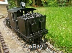 Bachmann, Spectrum, G Gauge, Climax 81180, 25t Narrow Gauge Class B, Vgc