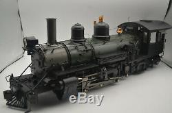 Bachmann Spectrum K-27 120.3 Narrow Gauge G Gauge Steam Loco