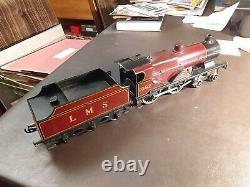 Bassett-Lowke O Gauge LMS 4-4-0 NO 1082 3 -rail Electric
