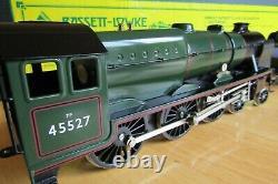 Bassett Lowke rebuilt Patriot Class'Southport' limited edition O gauge