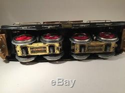 Beautiful Repro of Lionel Standard Gauge 408E Two-tone Brown State Set Engine