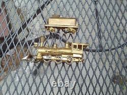 Brass HO Gauge Scale 2-6-0 Porter Mogul Steam Locomotive Balboa Katsumi Japan