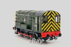Bundle O Gauge Class 08 D3120 plus 7 Plank Wagon'Richard White' Pristine