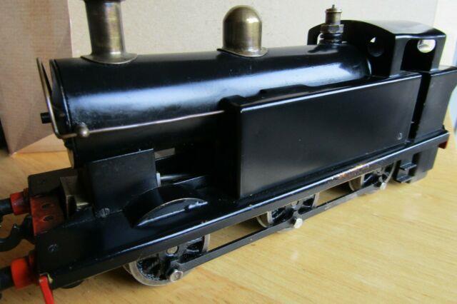 Burton Models O Gauge Leech Jinty 060 Live Steam Locomotive. 1970s Issue